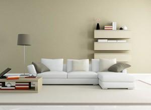 2016简欧风格客厅沙发背景墙装修效果图鉴赏