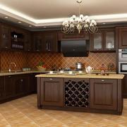 别墅型现代欧式风格橱柜装修效果图欣赏