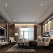 2016欧式风格精致的别墅型卧室装修效果图