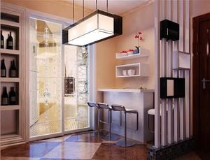 2016精致现代室内隔断设计装修效果图
