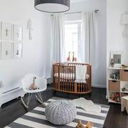 充满童趣的创意北欧风格儿童房装修效果图