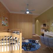 北欧风格儿童房设计