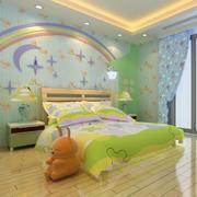 2016别墅儿童房室内设计装修效果图鉴赏