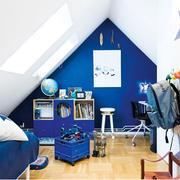 北欧儿童房装修效果图