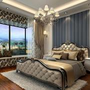 卧室飘窗效果图