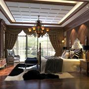 精致创意欧式风格卧室
