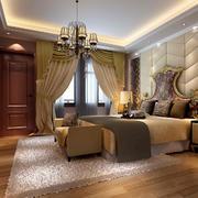精致欧式风格卧室窗帘