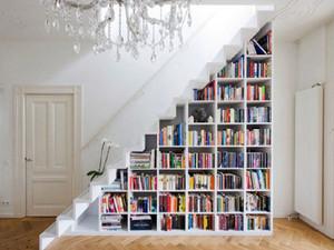 北欧风格跃层精致简约楼梯装修效果图