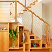 现代简约风格创意时尚跃层楼梯装修效果图