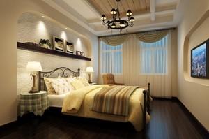 小户型欧式精致卧室装修效果图实例