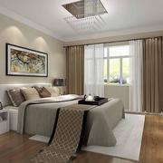 2016别墅型卧室室内设计装修效果图鉴赏