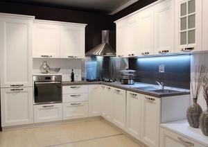 100平米欧式厨房室内橱柜设计装修效果图