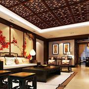 东南亚特色风格吊顶设计