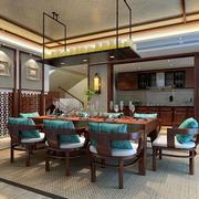 东南亚餐厅设计