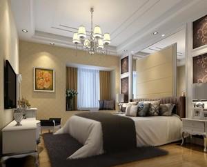 90平米大户型卧室设计装修效果图鉴赏