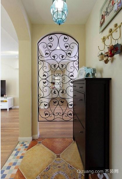 5平米现代简约风格室内玄关装修效果图