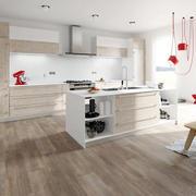 后现代简约风格厨房效果图