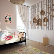 小清新儿童房设计