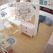 温馨舒适儿童房装修