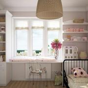 儿童房精致飘窗设计