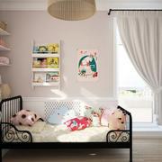 简约女生儿童房装修