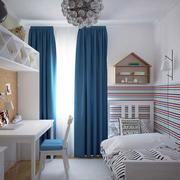 简约时尚儿童房装修