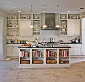 120平米欧式厨房室内设计装修效果图欣赏