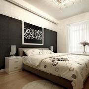 卧室背景墙装修