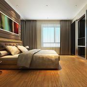 都市风格卧室装修