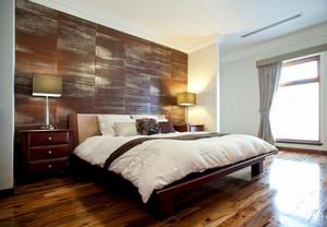 120平米都市风格简约时尚卧室装修效果图大全