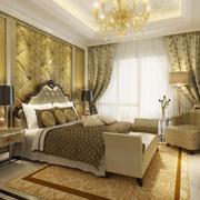 小户型欧式卧室吊顶装修效果图欣赏