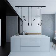 简约时尚厨房餐厅设计