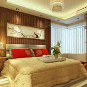 精美创意卧室背景墙