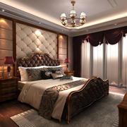 精美时尚卧室吊顶装修