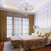 简约时尚卧室吊顶设计
