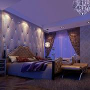卧室精美吊灯设计