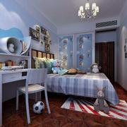 儿童房简约时尚创意