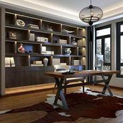 中式风格书房装修