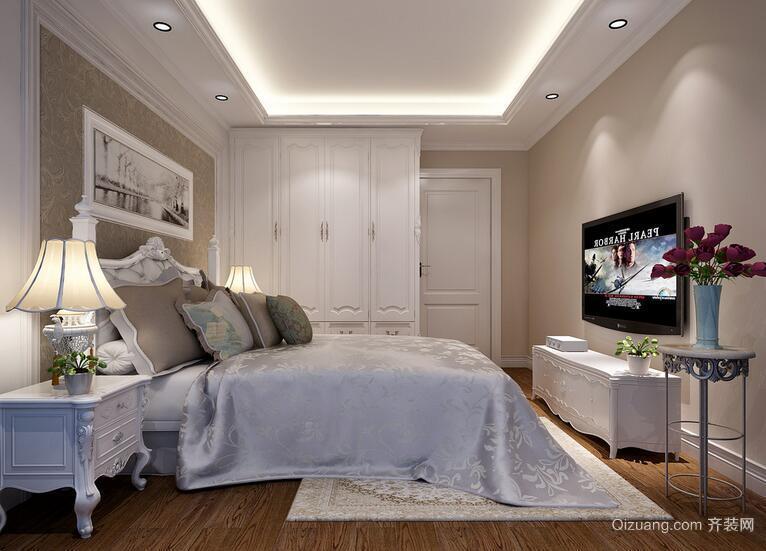 2016大户型客厅室内设计装修效果图欣赏