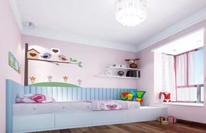 2016大户型欧式儿童房室内装修效果图欣赏