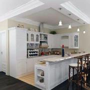 精致简约厨房装修