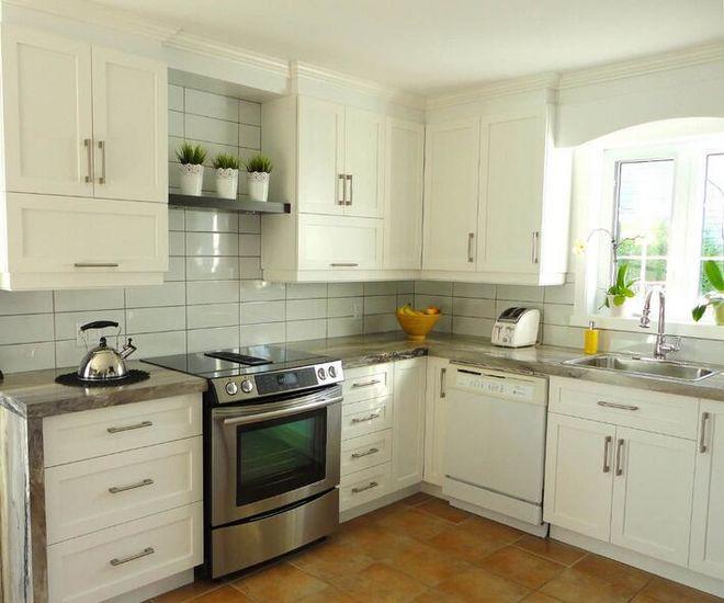 大户型欧式厨房室内设计橱柜装修效果图鉴赏