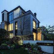 别墅整体设计效果图