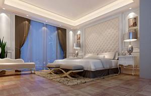 2016年简欧风格简约时尚创意卧室装修效果图