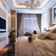 简欧风格精致卧室装修