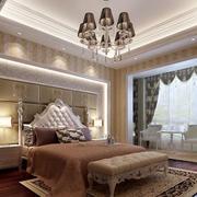 精美卧室吊顶设计