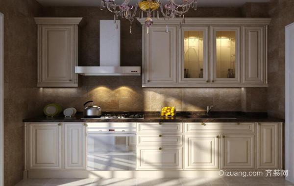 大户型欧式风格厨房室内设计装修效果图