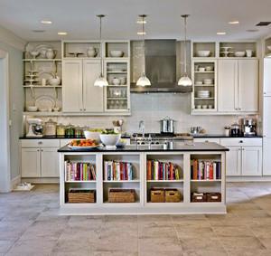 大户型厨房室内吊顶设计装修效果图鉴赏
