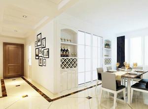 欧式风格别墅型餐厅吊顶装修效果图