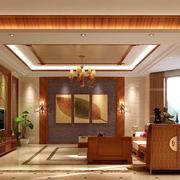 东南亚风格客厅装修
